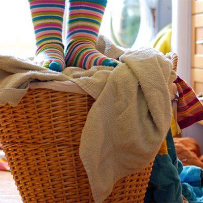 lavagem de roupas