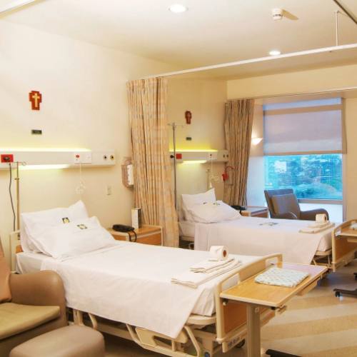 processamento de artigos hoteleiros e hospitalares